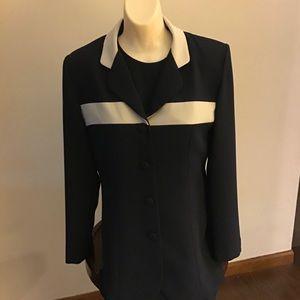 Leslie Fay Dress Vintage size 10